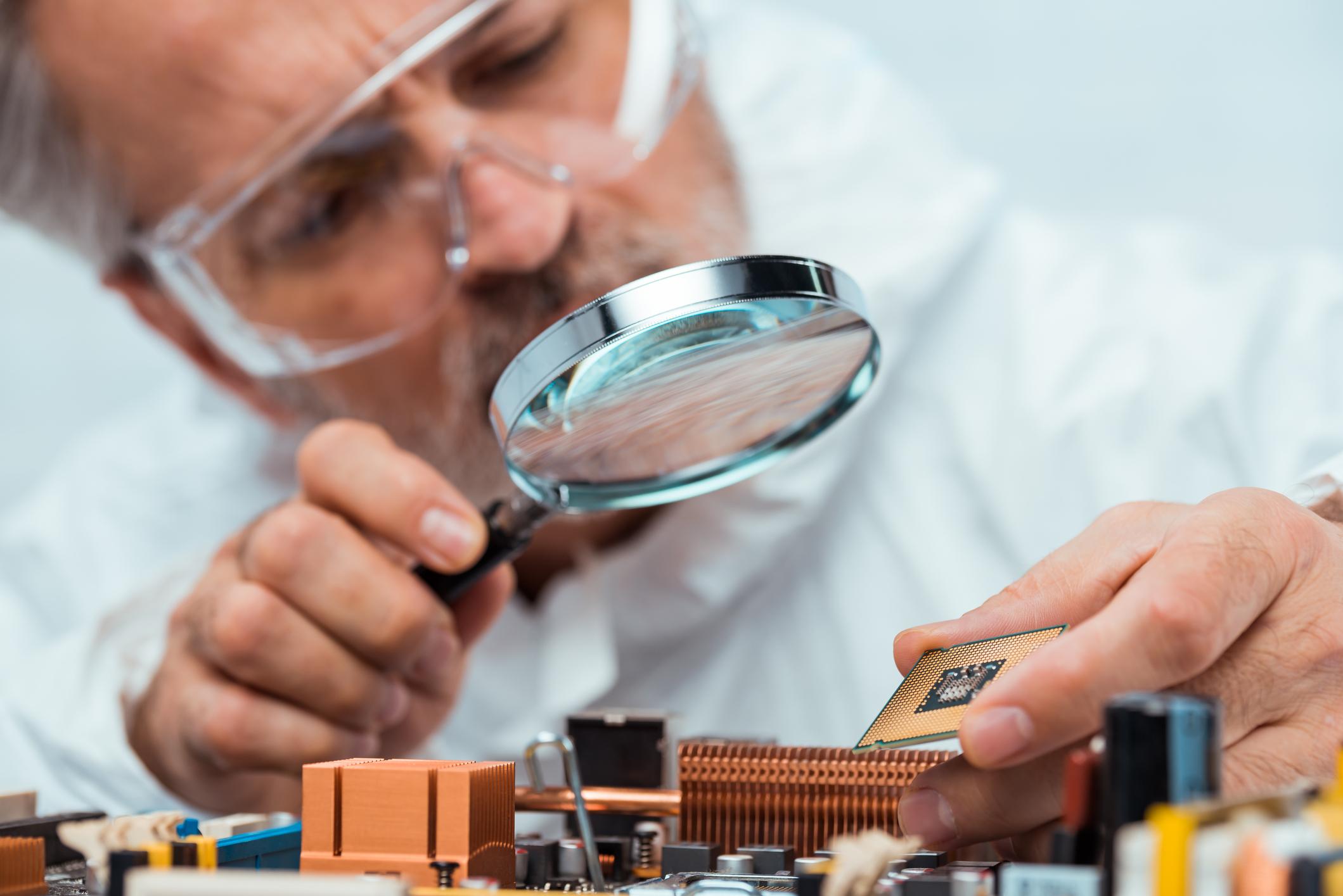 Innovasjon i elektronikkbransjen